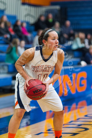 Wheaton College Women's Basketball vs IL Wesleyan