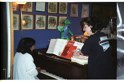 1998-09 Woods Cast Party