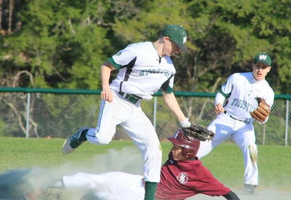 WUHS Baseball vs Black River