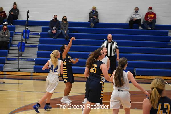 Girls Basketball at Rockford