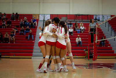 Women's Volleyball (Senior Game) 11-8-19