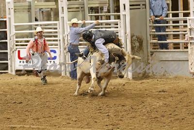 Bull Riding Monday Night