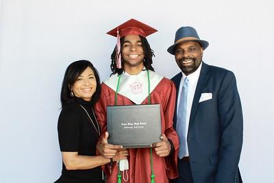 Cedar Ridge HS Graduation 2020 AM