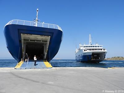 Aegina Back to Piraeus 10 Sep 2018