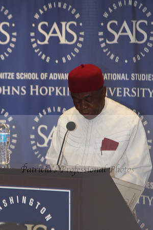 """""""The Role of Governors in Nigeria's Federal Democracy: Meeting the Challenges"""" Governor T.A. Orji  Abia State, Nigeria"""