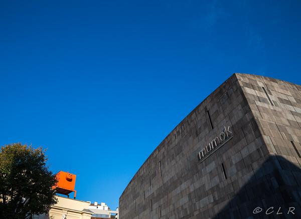 MUSEUM QUARTIER VIENNA