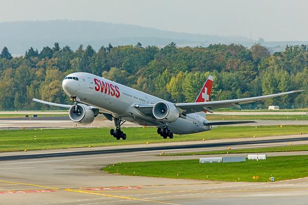 Zurich Airport - 2018