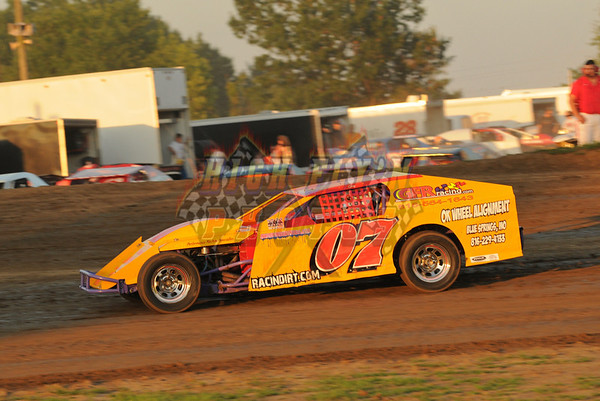 8-6-2011 CMS  B Modifieds