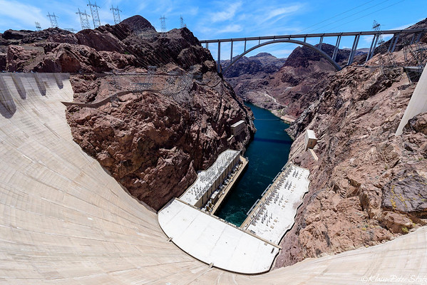 JUN 10 - Las Vegas, Hoover Dam