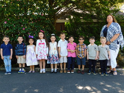 May 21, 2019   KINDERGARTEN MOVING UP