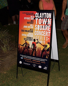 Clayton Town Square The Castaways September 15, 2011