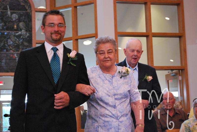 Kyle, Grandma and Grandpa