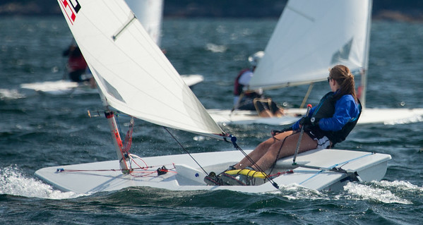 July 8th Laser Racing