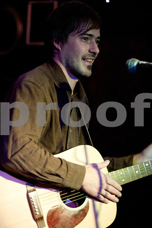 Colin Clyne CD Release
