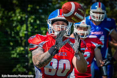 Sussex Thunder Blue vs Red Scrimmage (£2.49 Single Downloads. Prints from £3.50)