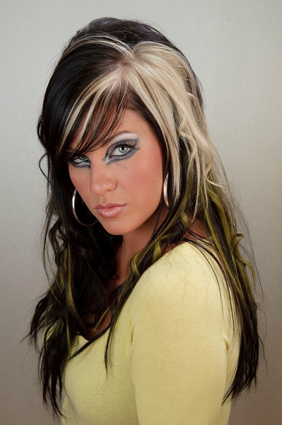Octagon Hair unedits