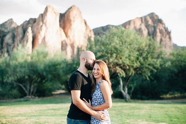 Chaz + Kayla | Engaged