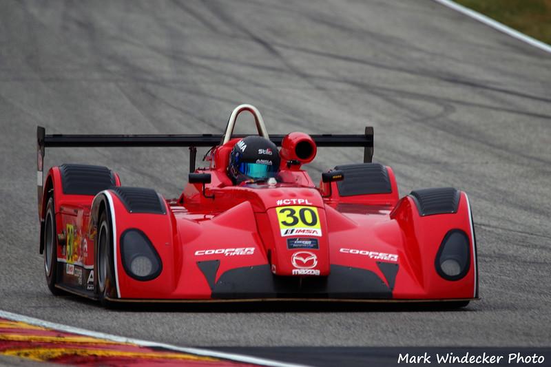 18th 3-Ludovico Manfredi(M) ANSA Motorsports
