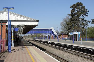 Western Region Stations