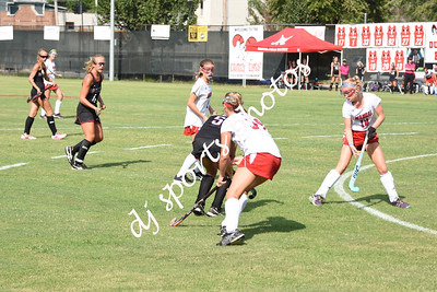 2018-08-30 Manual vs Ballard Freshmen Girls Field Hockey