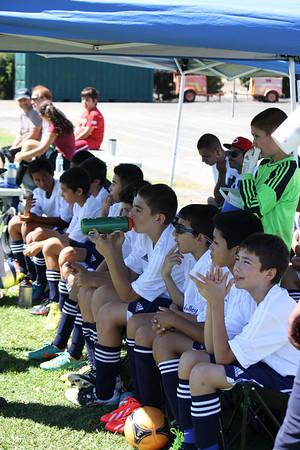 2013 Soccer Travel Team