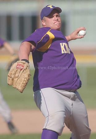 Avon vs York Varsity Baseball