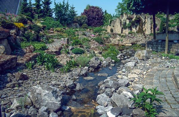 Rock Garden Marijn 1993-2003