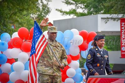 Newnan 4th of July Parade