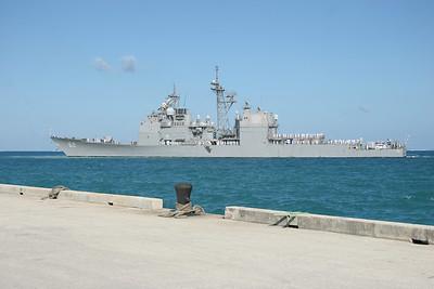 USS Chancellorsville 3.5.2011