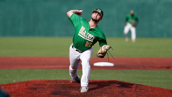 2019 BU Baseball vs UT-Tyler 4/5