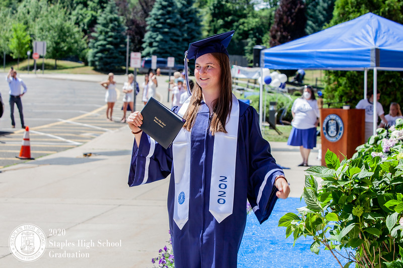 Dylan Goodman Photography - Staples High School Graduation 2020-646.jpg