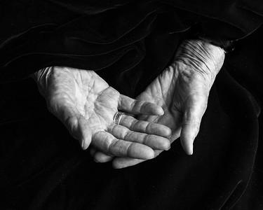 Hands of Aging