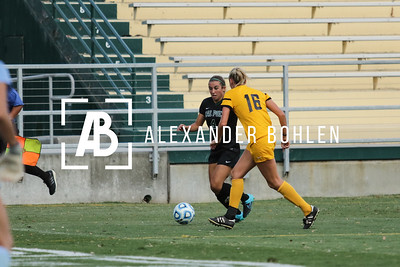 2015 Cal Poly Women's Soccer vs LBSU