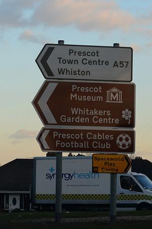 Winsford United (h) L 1-0