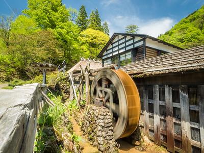 Tohoku Inland, Japan