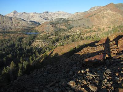 Desolation Wilderness: Aug 31-Sep 3, 2018