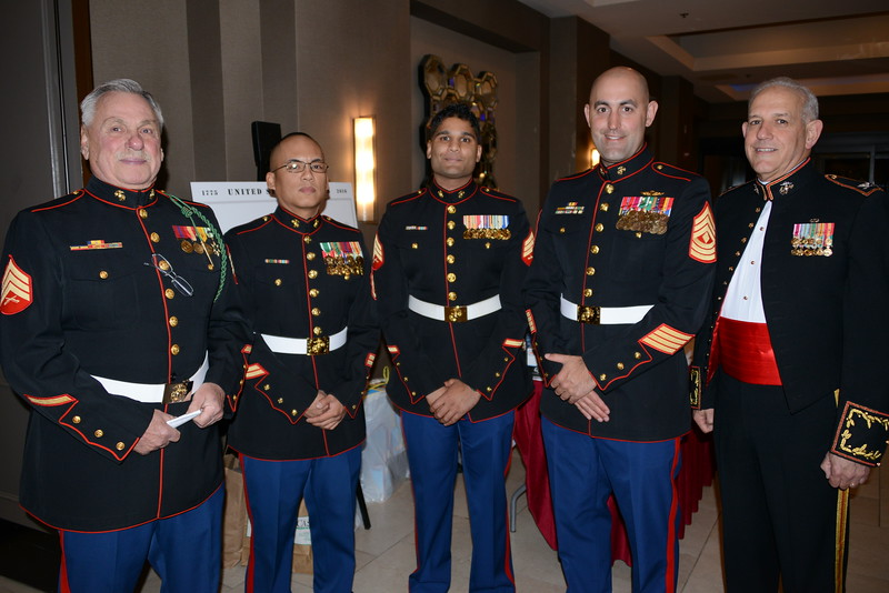 Marine Corps Ball - Naperville, Illinois - November 10, 2016