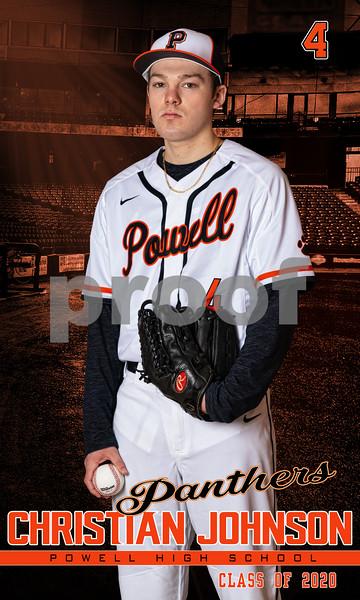 PHS Baseball 2020 Seniors