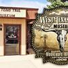 West Texas Trail Museum front door