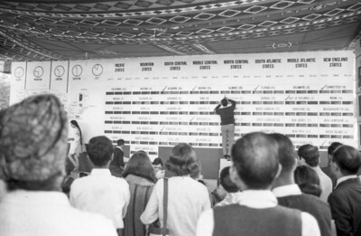 1968 election results  complete