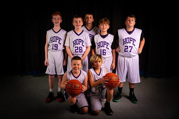 Hope Basketball 1-16-2020