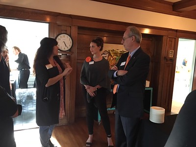 Los Angeles  Event with President Wiewel