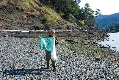 Beach Clean-up 2012