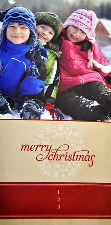 Christmas & Holiday Card Templates