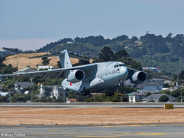 Kawasaki C-2 at Wellington 2017