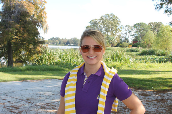 LSU vs Alabama Tailgating 11-3-12