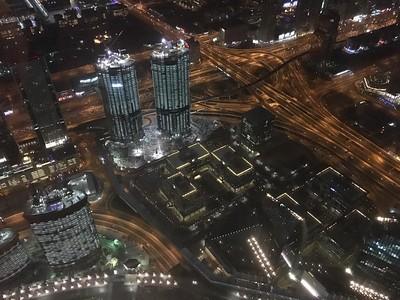 2016 - UAE - Dubai - Burj Khalifa 148 floor