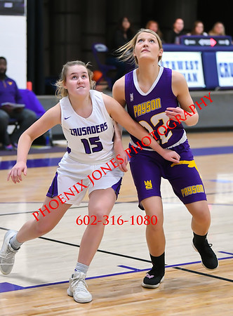 1-5-19 - Payson @ Northwest Christian - Girls Basketball