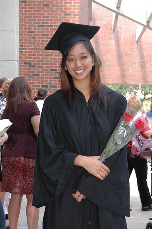 Tanya graduation  Aug 8 2009