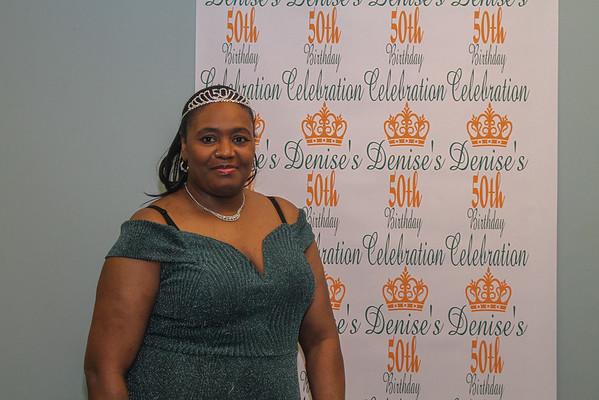 Denise 50th